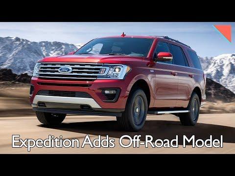 Ford Expedition FX4, EU Sales Pass U.S. - Autoline Daily 2132