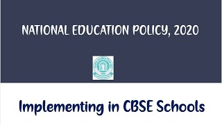 // WEBINAR ON NATIONAL EDUCATION POLICY 2020 // CENTURION PUBLIC SCHOOL,BALANGIR //