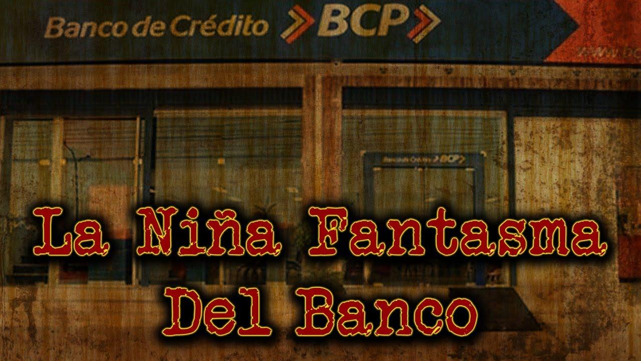 La Niña Fantasma Del Banco