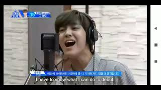 Gambar cover SONYEOMI (BOYS) TEAM Episode Final Debut PRODUCE X101 (X1) PART 1
