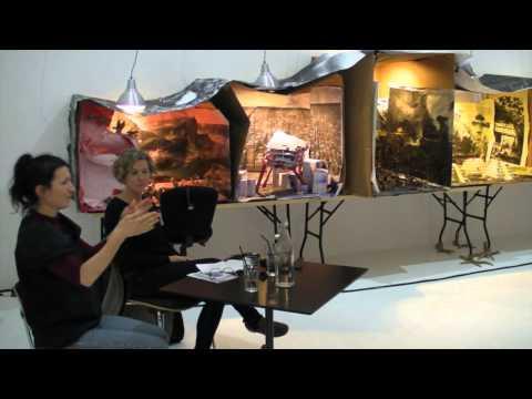Marvin Gaye Chetwynd & Sara Jane Bailes In Conversation