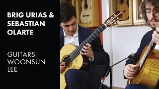 Tedesco 'Tempo de Siciliane' - Brig Urias and Sebastian Olarte plays Woonsun Lee