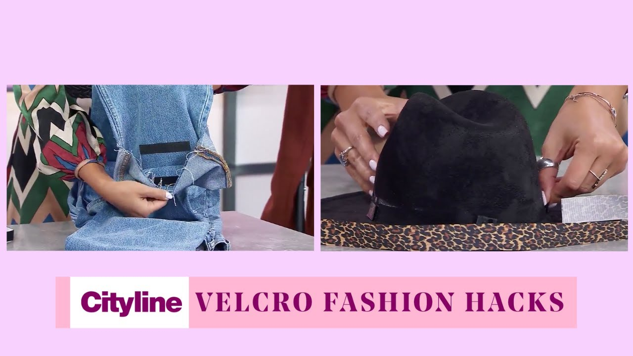 Download How to incorporate the velcro trend into your wardrobe