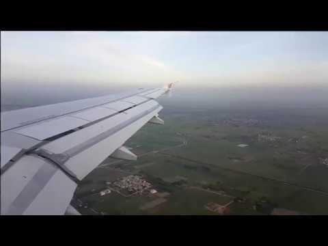 GF 0768 - Sialkot - Gulf Airways - Landing