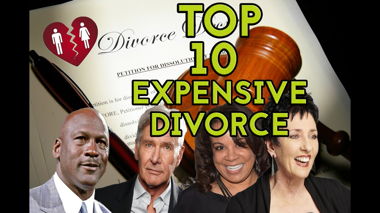 List of most expensive divorces - Wikipedia
