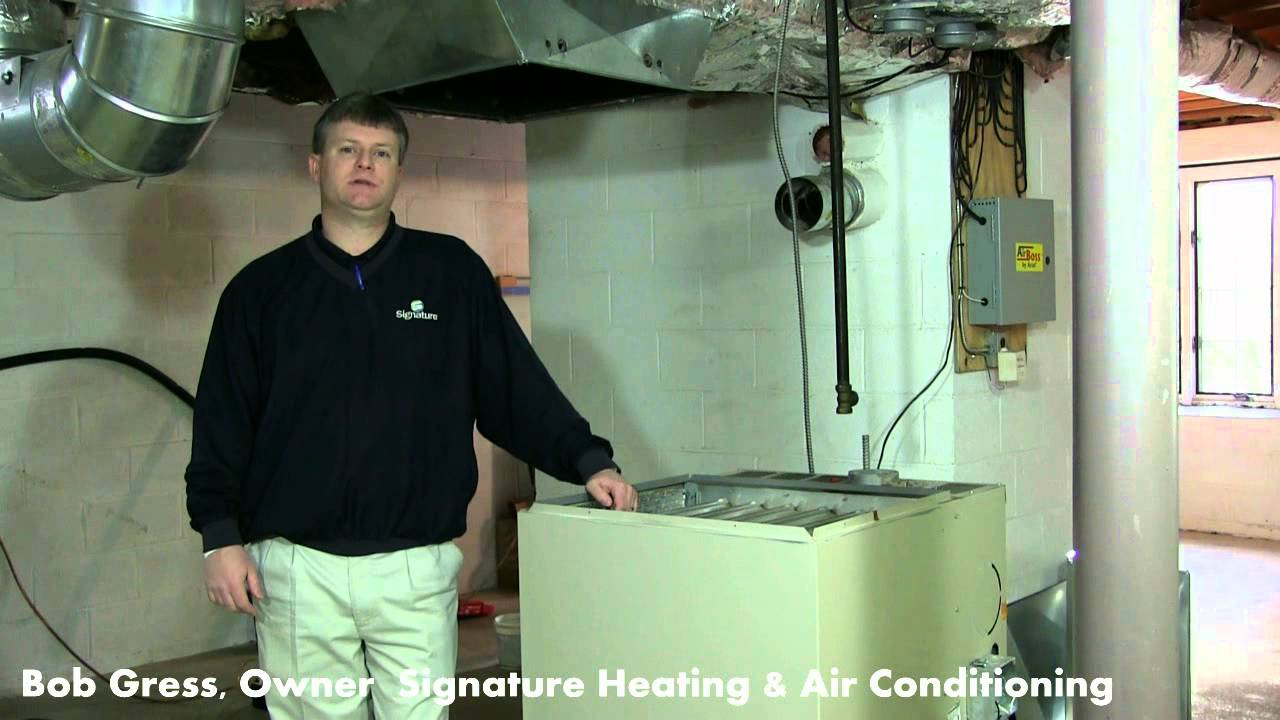 Benefits Of A New Comfort System From Signature Heating Air Conditioning Of West Chester Pa Youtube