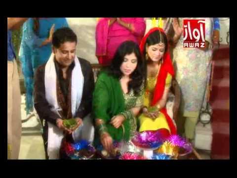 Hathein Gul Mehndi Sindhi Song by Mustafa Abbasi