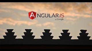 كورس AngularJS بالعربي-الدرس الاول