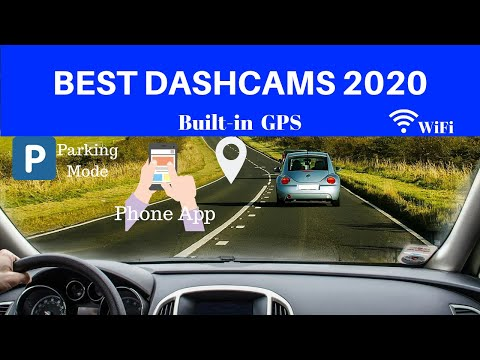 Best Dashcams 2020 Top 5!!!