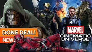 Disney Acquires FOX, Fantastic Four, X-Men & I Get Emotional