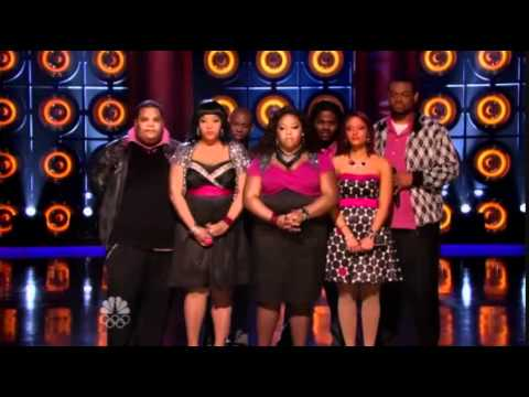 1st Performance  Solo  Whatcha Say  Jason Derulo  Sing Off  Series 1