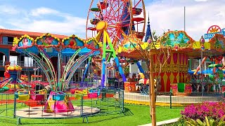 Granada Luxury Belek Luna Park Entertainments for Kids