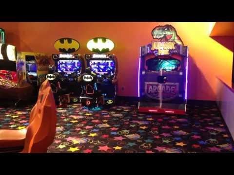 Video Game Arcade Tours - John's Incredible Pizza And Arcade In Las Vegas, Nevada