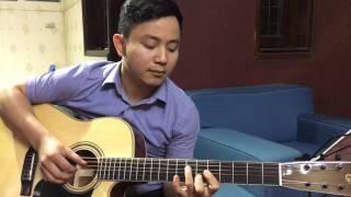 Test đàn Guitar Bolero B3 - Đàn chuyên dụng cho dòng nhạc Bolero sản xuất bởi Văn Anh Audio