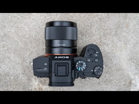 Sony FE 28mm F2 Review with Sony A7III