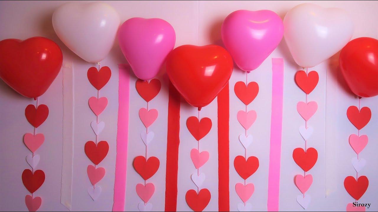 Party Backdrop Love Wedding Anniversary Decoration Romantic Decor Youtube