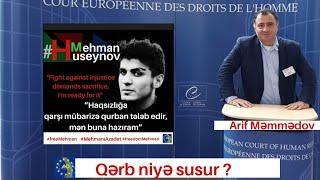 Arif Məmmədov : Azərbaycan xalqının,mənəviyyatı ilə bu qədər oynamaq olmaz ! Qərb niyə susur?