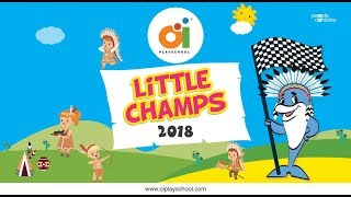 Playschool Events & Games - Oi Playschool Little Champs Day
