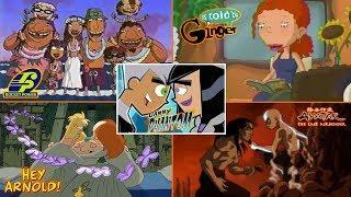 5 FINALES De Series De Nickelodeon Que No Recuerdas Que Existen | FinnHDA
