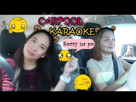 Carpool karaoke + dfa pampanga