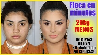 TRICK AND TIPS HOW TO LOOK MORE SLIGHT / FLAW IN MINUTES EXPLAINED STEP BY STEP FOR BEGINNERS