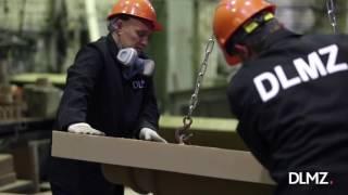 видео Обработка цветного металла в Москве и Подмосковье