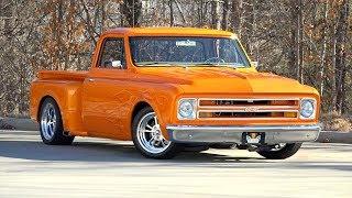136138 / 1968 Chevrolet C10