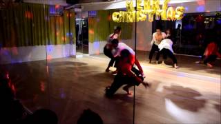 21 dec 2013 contemporary dance by kyle lids and aboi