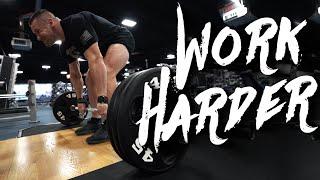 Pro Comeback - Day 68 - Work Harder Rant