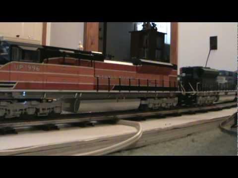 """Lionel Union Pacific SD70ACe """"Four ACes"""""""