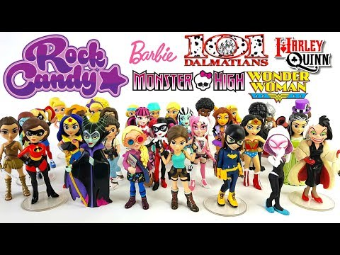 Rockcandy Collection from Funko