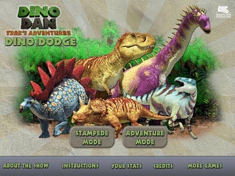 Dino Dan Ready, Set, Dinosaurs Detective Kids 3&4