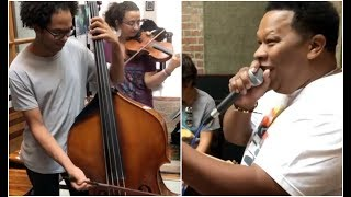 Mannie Fresh Uses Violin To Recreate Juvenile Back That Azz Up Beat