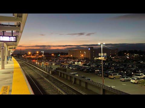Inside look of the LIRR Hicksville Station
