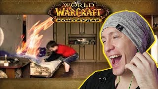 World of Warcraft: Контрудар | RYTP РЕАКЦИЯ