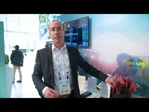 NXP Smart Stadium Experience at CES 2018