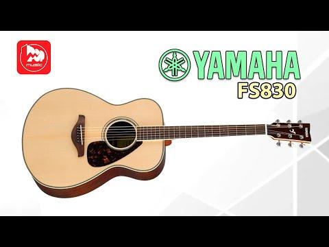Акустическая гитара YAMAHA FS830