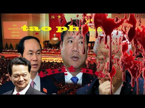 Đinh La Thăng bị kỷ luật, tiết lộ tin động trời về Nguyễn Phú Trọng