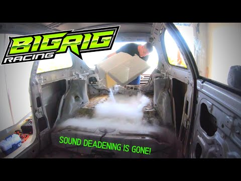 Hyundai Excel Race Car Build [#2] = Playing With Dry Ice!