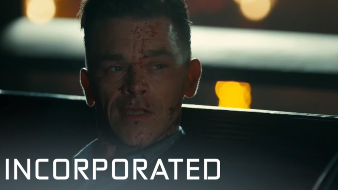 Download INCORPORATED   Season 1, Episode 2: 'You're My Ticket Now'   SYFY