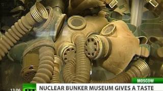 Feel the Nuclear Thrill: Moscow metro world's biggest atomic bunker
