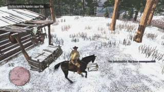 Red Dead Redemption: Free Roam