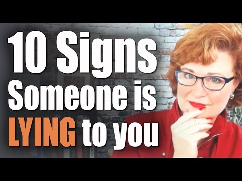 🔥10 Signs Someone is Lying to You | Colleen Hammond 🔥