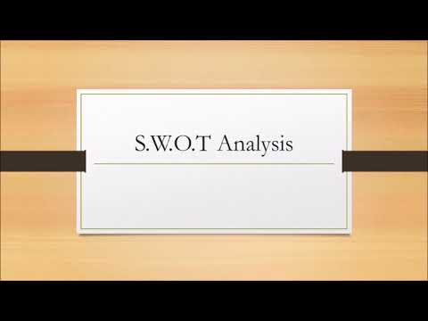 S.W.O.T Analysis KFC Food Corporation