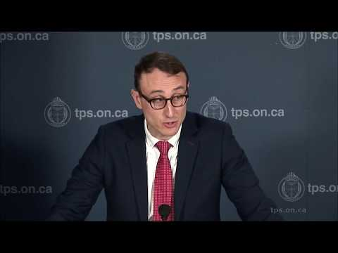 @TorontoPolice News Conference | 'Bolo Program' Pilot Project | Tuesday, May 1st, 2018