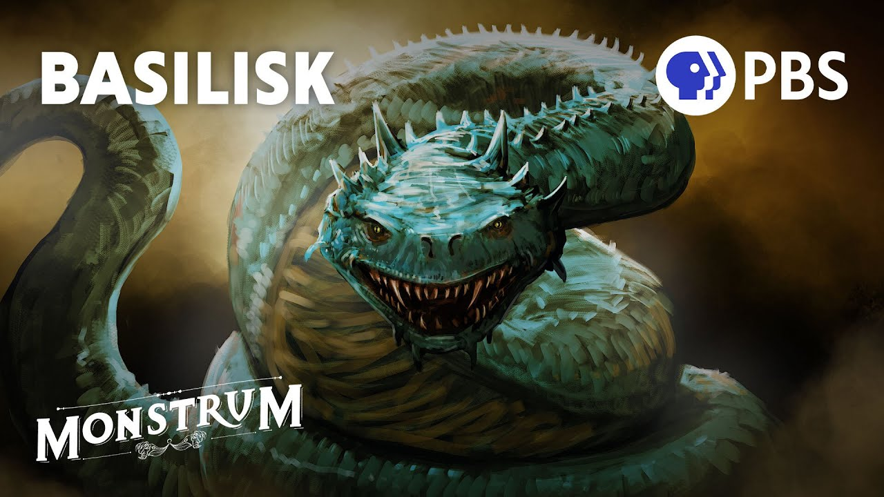 Basilisk or Cockatrice? The Mysterious King of Serpents | Monstrum