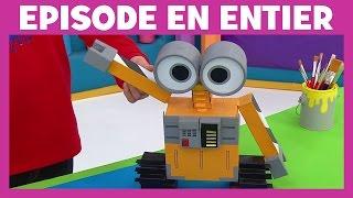 Art Attack - Le robotnett - Disney Junior - VF
