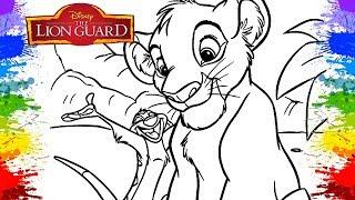 O Rei Leão em portugues The Lion King Simba Timon desenho animado para crianças video infantil Baby