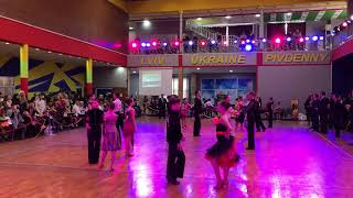 2018 - March - Ballroom Dancing Competition - 2