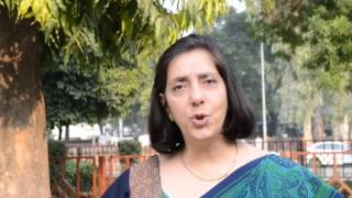 Meera Sanyal, Former CEO, Royal Bank of Scotland supports AAP